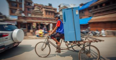 Planungstool für Lastenrad-Logistik