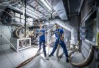 Wasserstoff statt Diesel: Mahle nimmt neues Prüfzentrum in Stuttgart in Betrieb