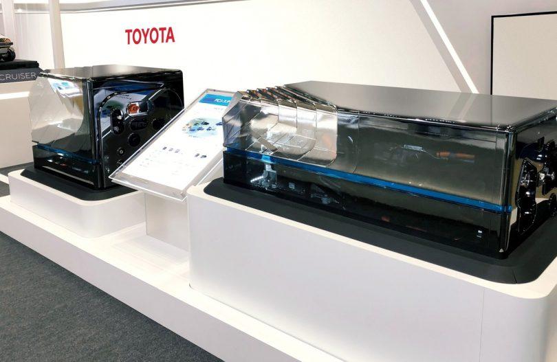 FCH2RAIL-Projekt BZ-Systemmodule Toyota_Motor