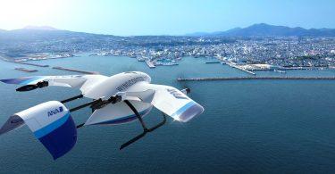 Wingcopter und ANA Holdings: Partnerschaft bei Lieferdrohnen-Infrastruktur
