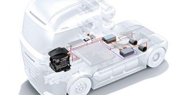 Bosch und Qingling kooperieren bei der Brennstoffzelle in China