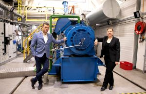 Finnish response to tightening emission legislation