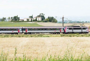 Badge readers to equip SNCF Intercités trains
