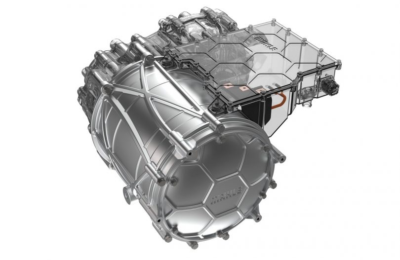Induktive Leistungsübertragung: Mahle entwickelt magnetfreien E-Motor