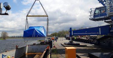 Mitteldeutschland: Verkehrsverlagerungen auf die Elbe