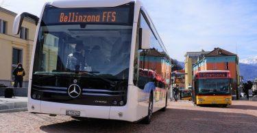 PostAuto Schweiz: Elektrobus als Botschafter für alternative Antriebe