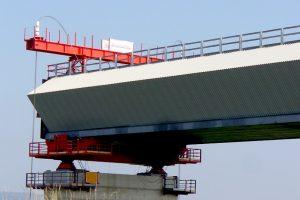 Brücken bauen mit Spoiler