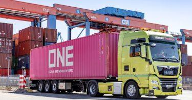 Hamburg TruckPilot: Autonome Trucks im Hamburger Hafen