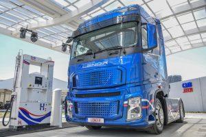 Lenoir truck