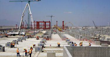 Mexiko: Optimaler Erdbebenschutz für Flughafenterminal