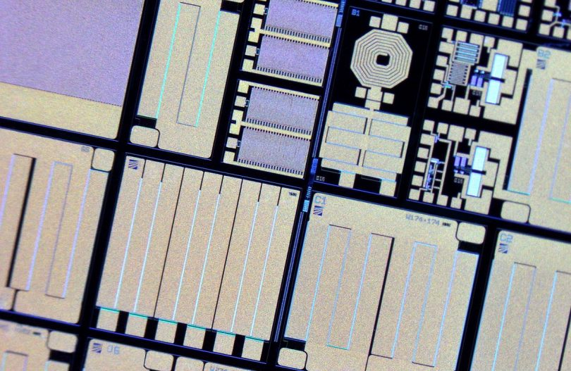 GaN-based integrated circuits (ICs) for low-voltage applications.