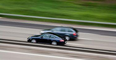 Tempolimit auf Autobahnen - Studie