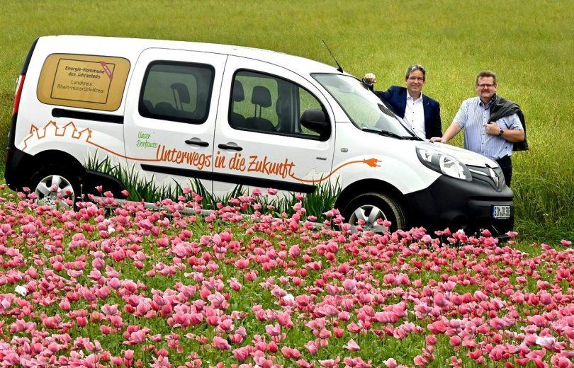 Dorfauto-Projekt im Hunsrück: Elektro-Carsharing weitet sich aus