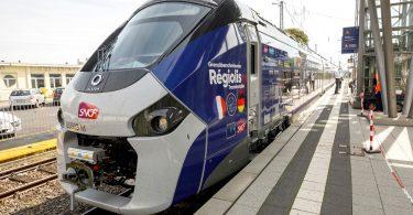 Regiolis: Neuer Prototyp für Schienen-Nahverkehr nach Frankreich