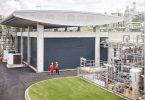 Shell PEM-Elektrolyseur für grünen Wasserstoff