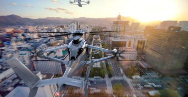 RACER: Sustainably produced high-speed helicopters