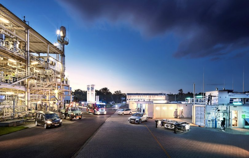 Forschungsinitiative reFuels – Kraftstoffe neu denken