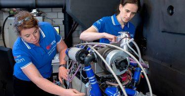 EnaBle-Projekt: Wasserstoffelektrische Antriebe für die Luftfahrt