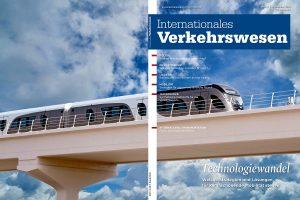 Internationales Verkehrswesen Ausgabe 3 | 2021