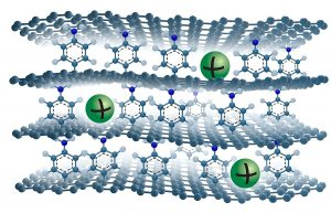Janus graphene with a unique structure