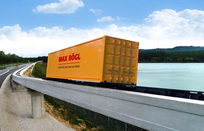 TSB Cargo: Güter-Magnetschwebebahn