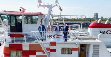 HGK Shipping Schiffsneubauten