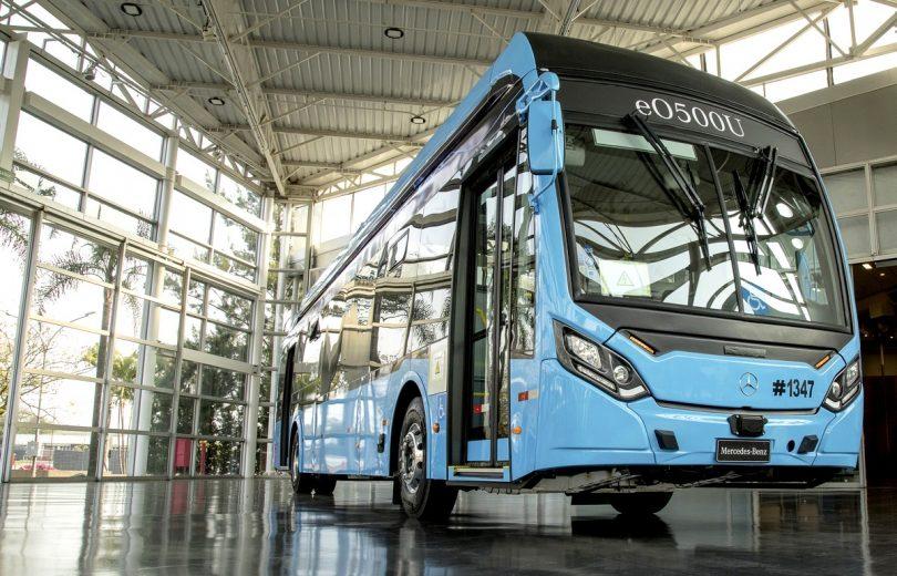 Busfahrgestell eO500U