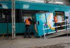 Onomotion und VGF testen Gütertransport mit der Straßenbahn