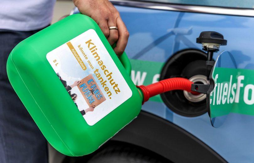 E-Fuels zur Verkehrswende: Kraftstoff ohne fossile Rohstoffe