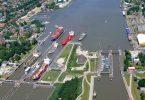 SchleusenNOK40: Digitales Schleusenmanagement für den Nord-Ostsee-Kanal