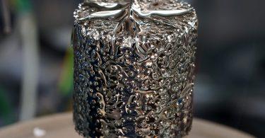 Lithium-Flüssigmetall-Elektrode