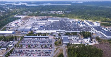Uusikaupunki battery plant opened by Valmet Automotive