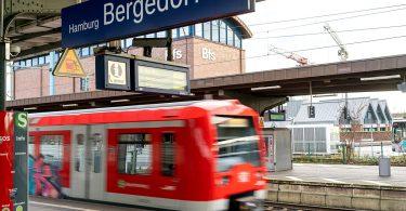 Hansestadt Hamburg: Erster automatisch fahrender S-Bahn-Zug
